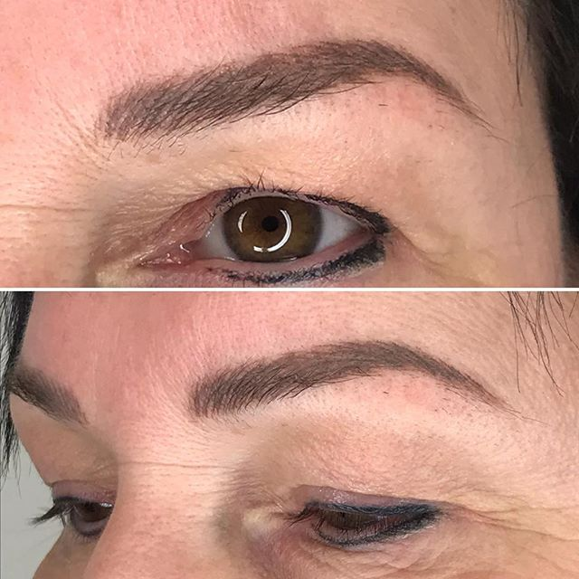 Here is what a fully healed brow looks like after Microblading! She came in yesterday to clean up her brows with waxing. Such beautiful natural results, I'm obsessed! . #microbladingworldwide #microbladingworld #microblading #microbladedbrows #microbladingyyc #yycmicroblading #calgarymicroblading #yycbrows #yycbrowsonpoint #yycbrowgame #yycmicropigmentation #calgarymicropigmentation #browcorrection #browgame #browworld #semipermanentbrows #yycsemipermanentmakeup #yycsemipermanentbrows #abhbrows #kbb #abh #kellybakerbrows #desiperkins #chrisspy #beautycon #beautyworld #tinadavies #harmonyblades