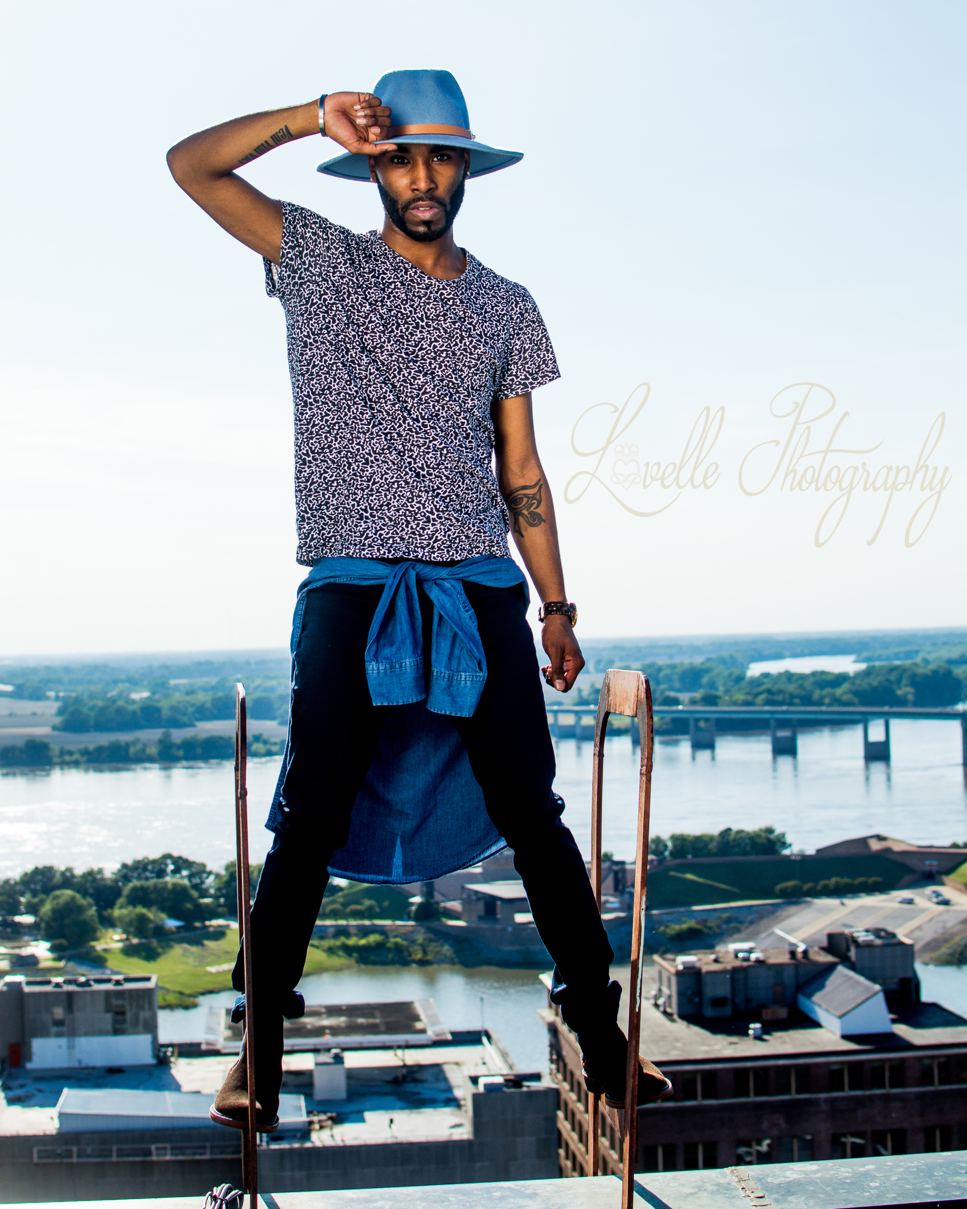 Model: Grant Kee