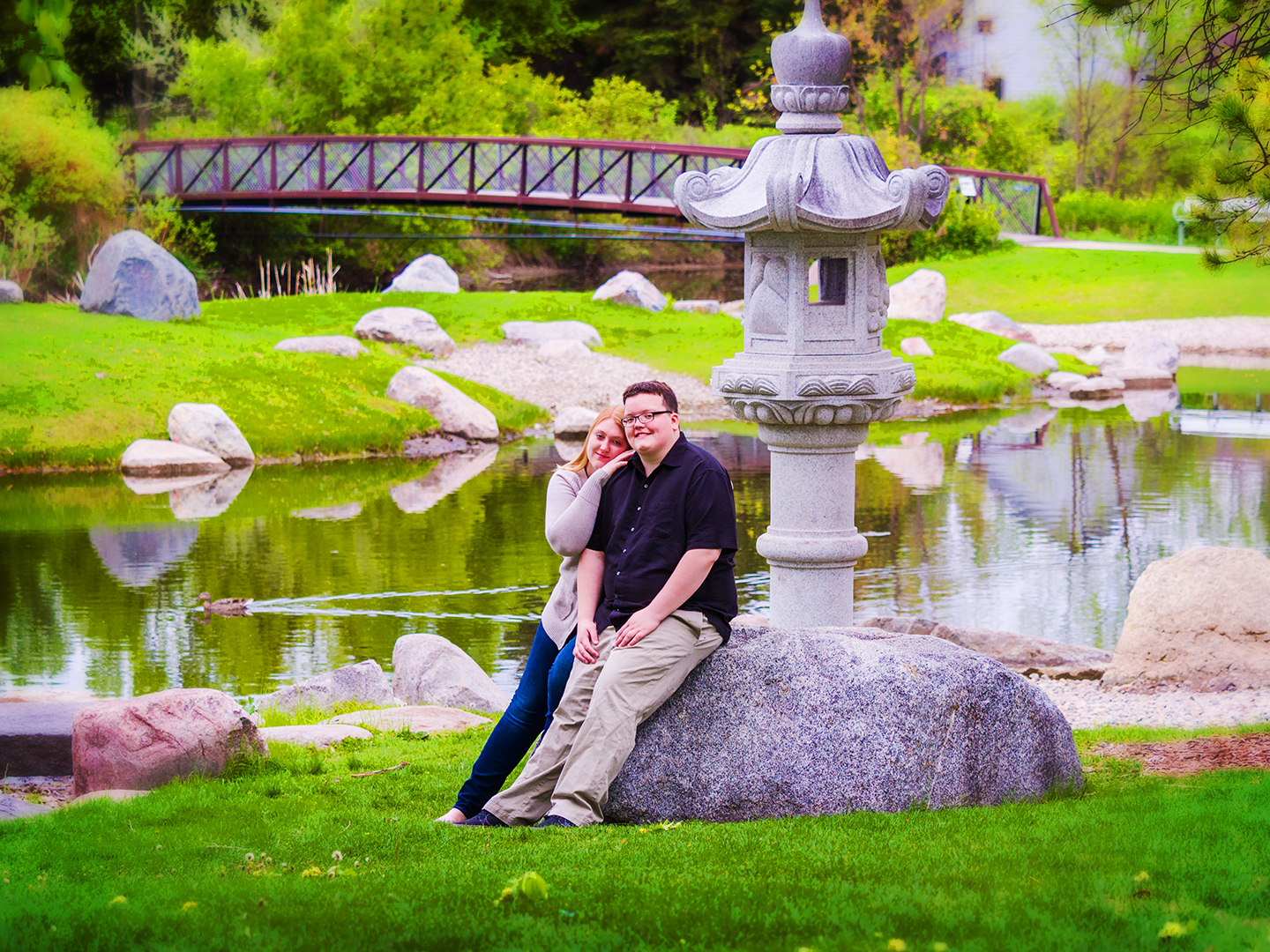 Grand Forks Engagement Photographer