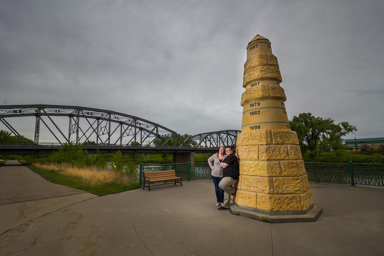 Grand Forks Engagement Photographer 5