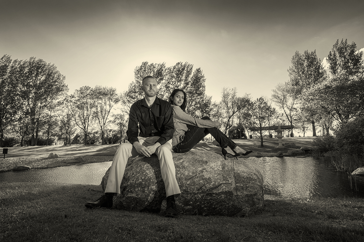 Grand Forks Engagement Photographers 6