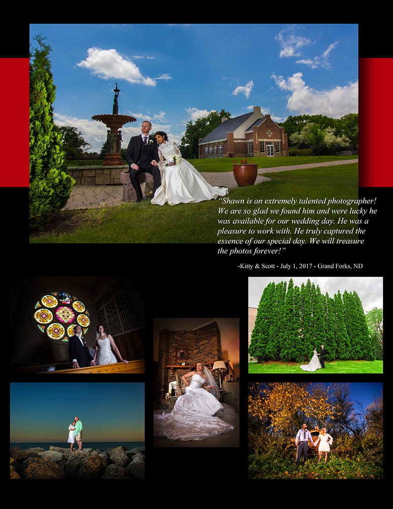 Grand Forks Wedding Photography