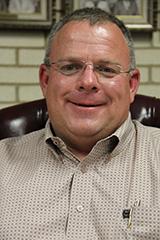 Precinct Two Vice-President Brad Heffington