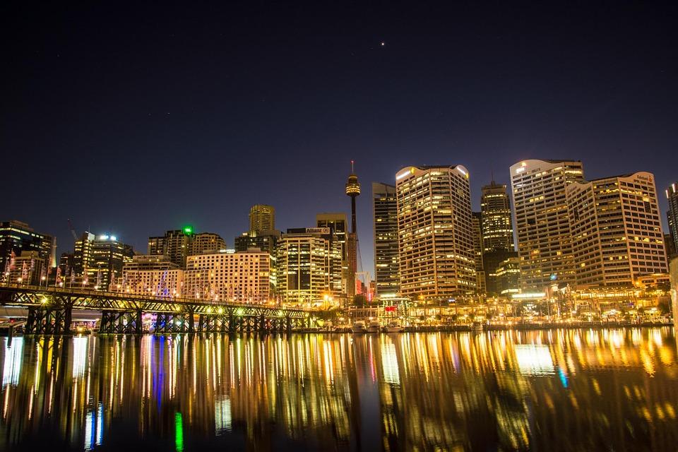 Sydney, Australia; Source:  www.maxpixel.com