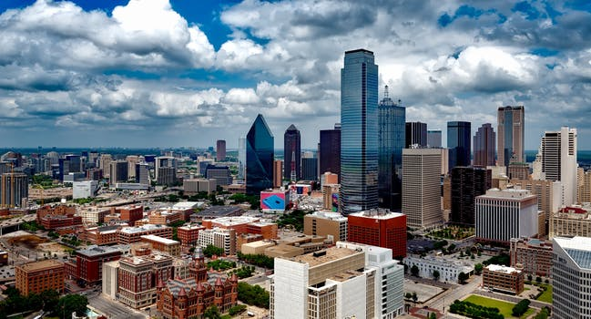 Dallas, Texas; Source: www.pixabay.com
