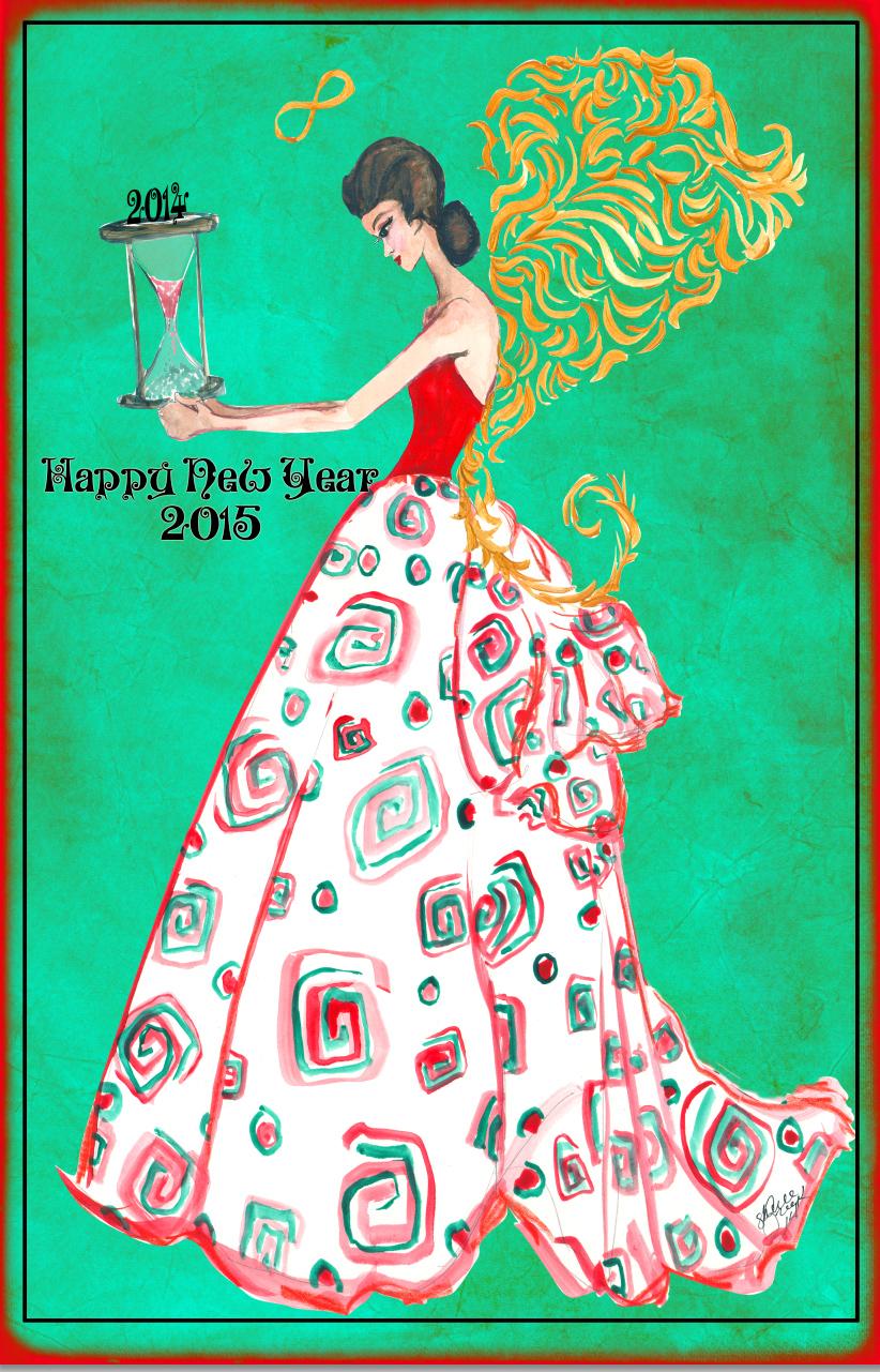 New Years Angel2015