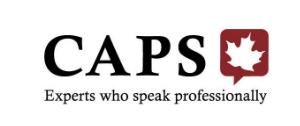 Click CAPS logo:View Paul's Speaker Profile