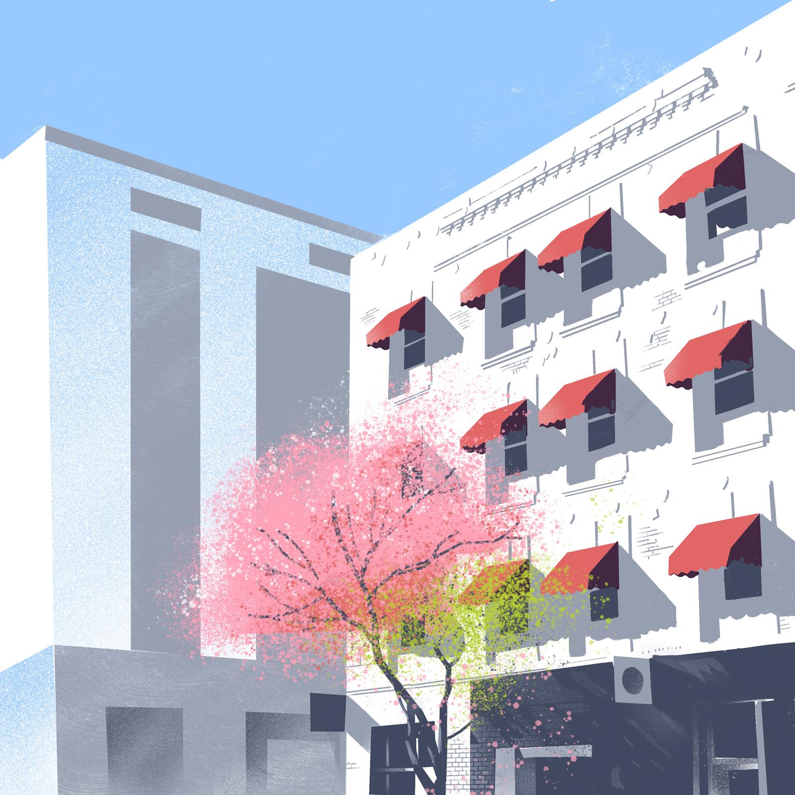The American Hotel •Arts District, Los Angeles, CA