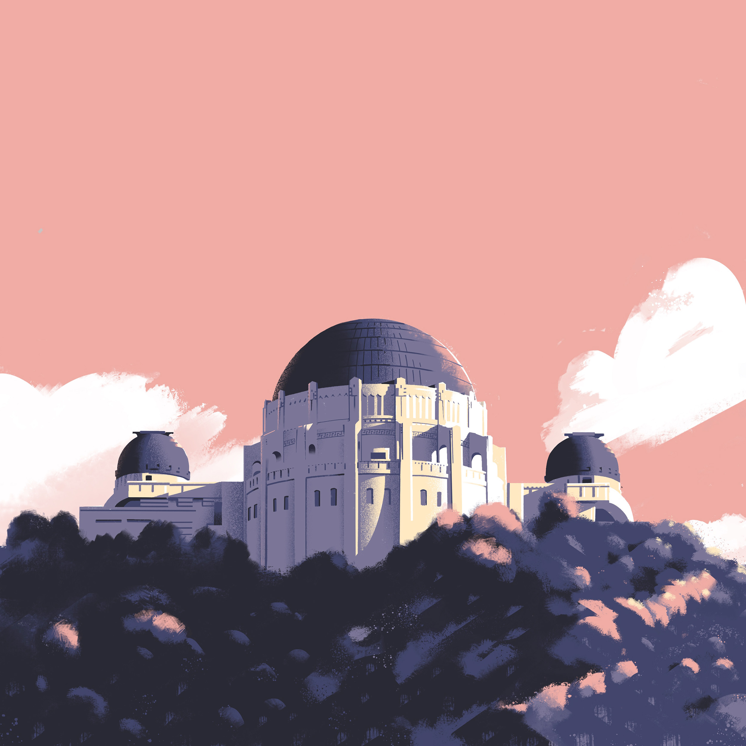 Griffith Observatory •Griffith Park •Los Angeles, CA