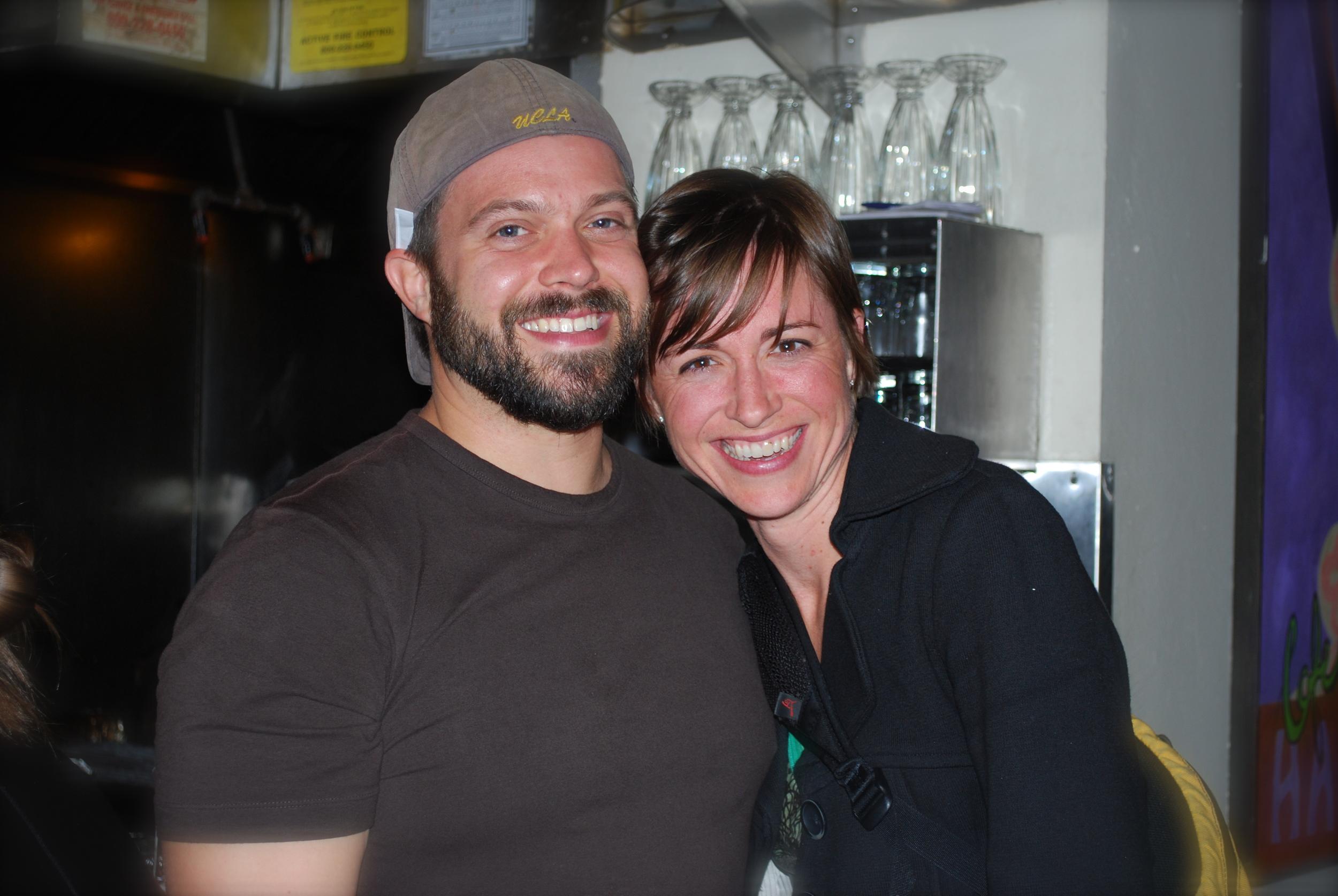 Matt and Taryn McLean
