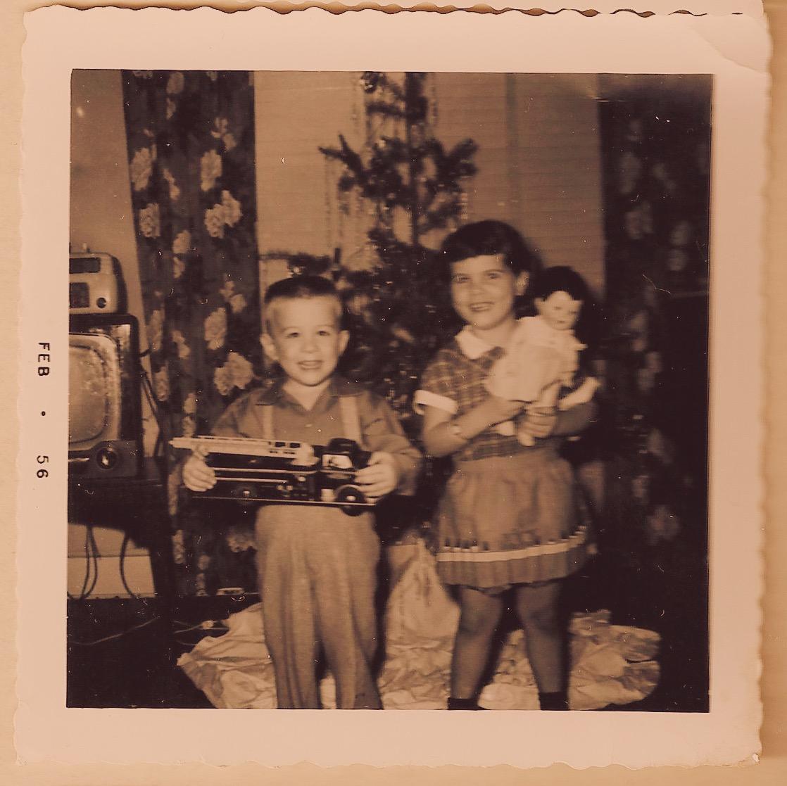 A 1950's Christmas