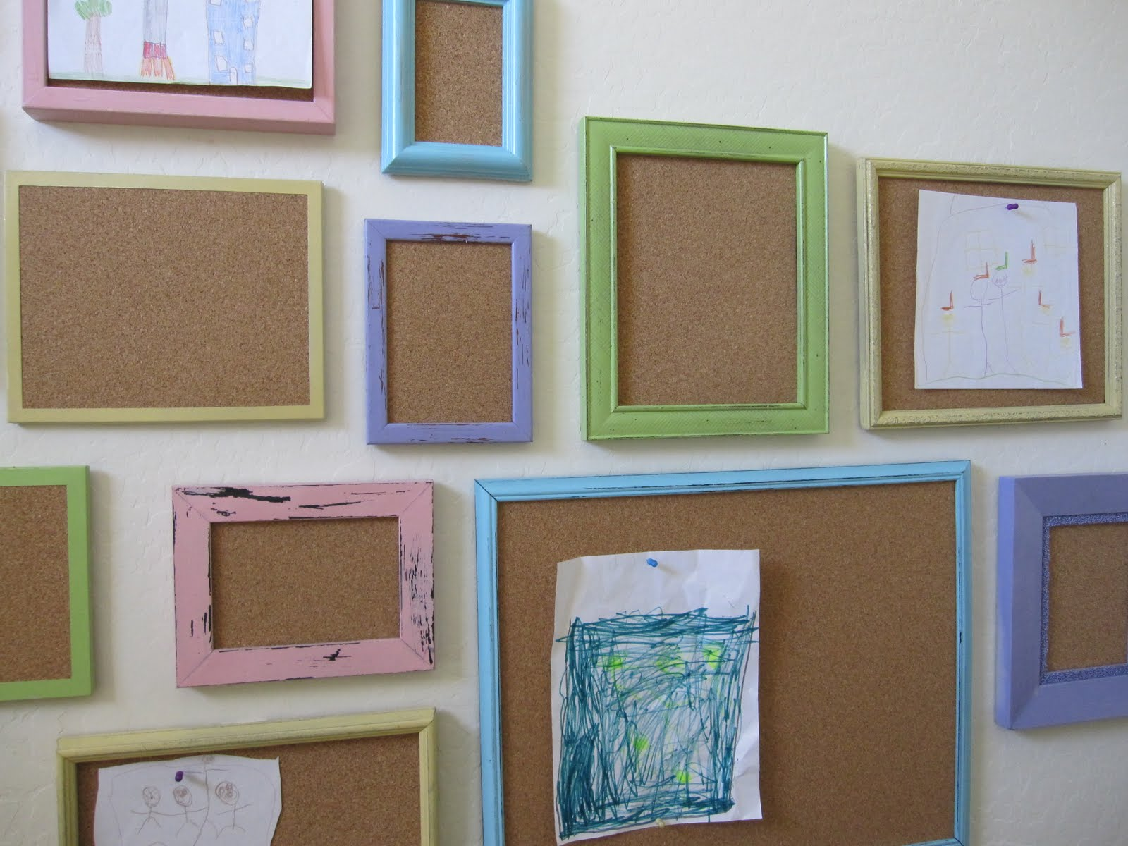 10 Ways To Display Kids Artwork Help You Dwell