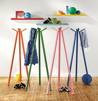 Utility Coat Racks in Colors by Room & Board