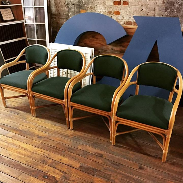 Image by The Salvage Shop (Chairs purchased from them as well)