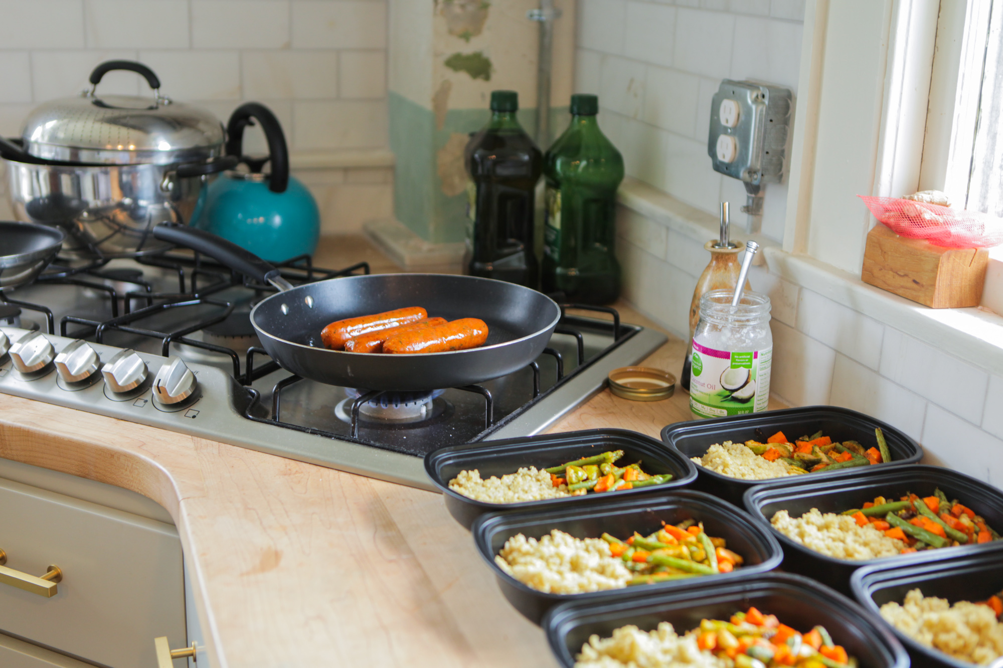 Meal Prepping Tips for Lunch at Home — Help You Dwell