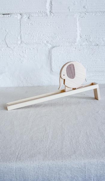 Wooden Walking Elephant Toy