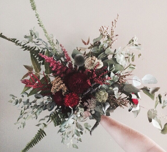 floral photos from  @thekatelier