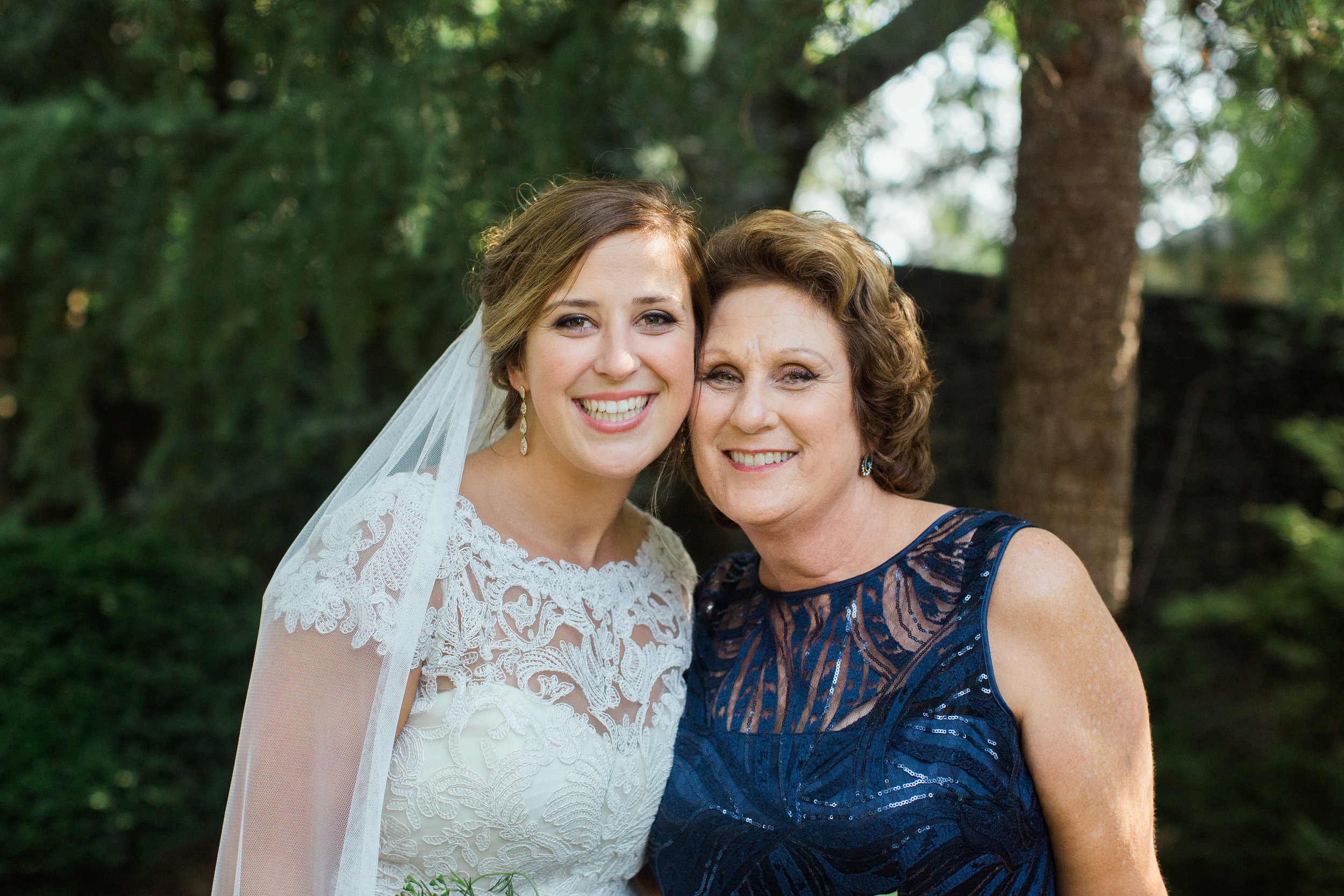Katie and her mom