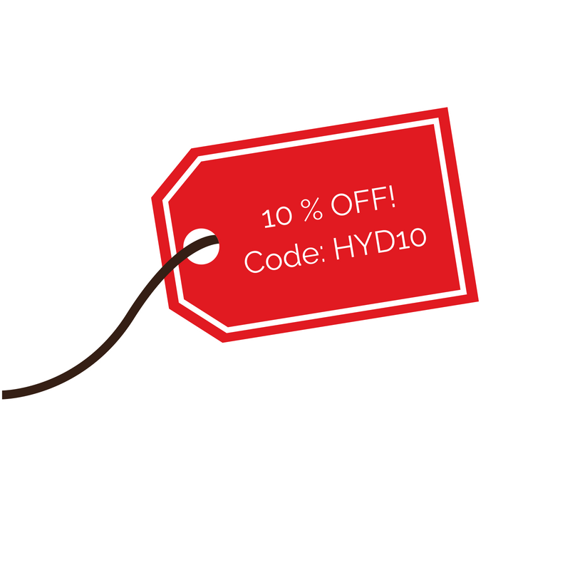10 % OFF!Code_ HYD10.png