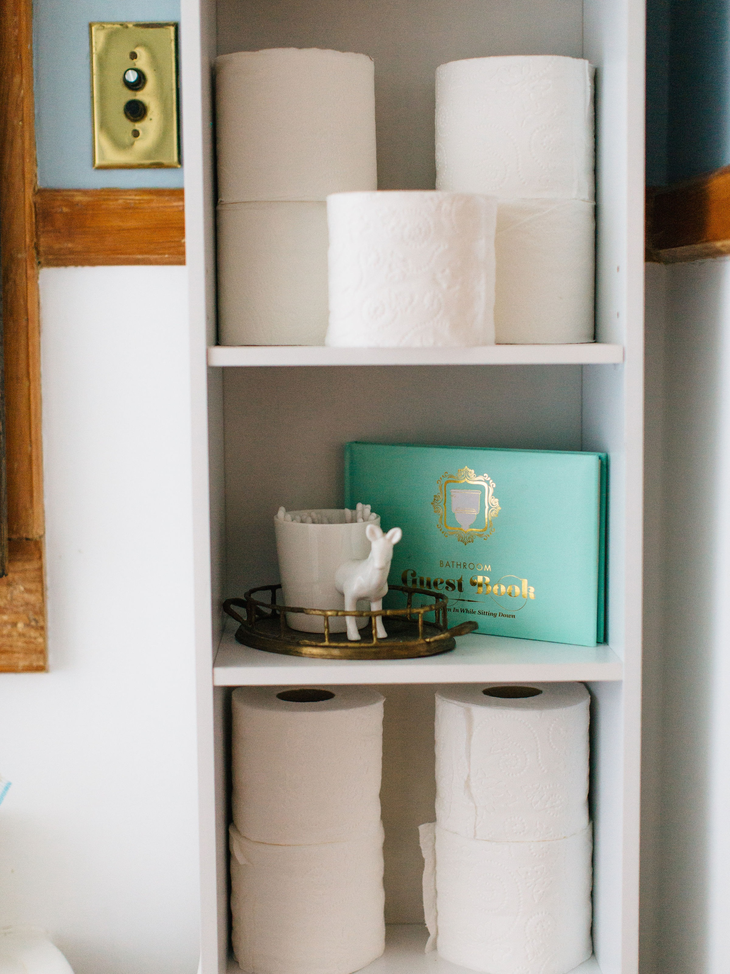 jump start - This package is great for pantries, linen closets, and other small areas of the home.More details here.