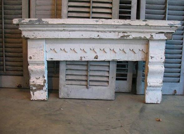 window pediment