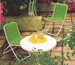 "5490 Folding Chairs Sling (L x W)  35.50"" x 20.10"""