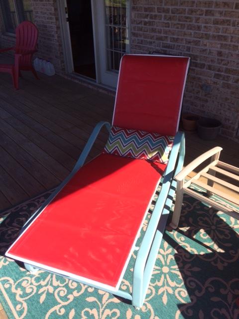 Chesapeake 9210 Chaise with Red Mesh 2.JPG
