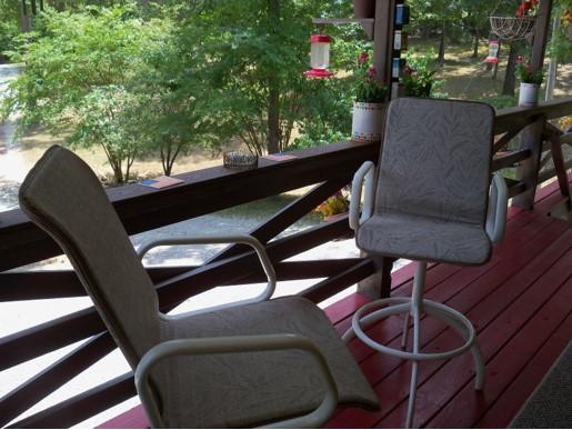 Regatta Barstools in Leaves Mocha