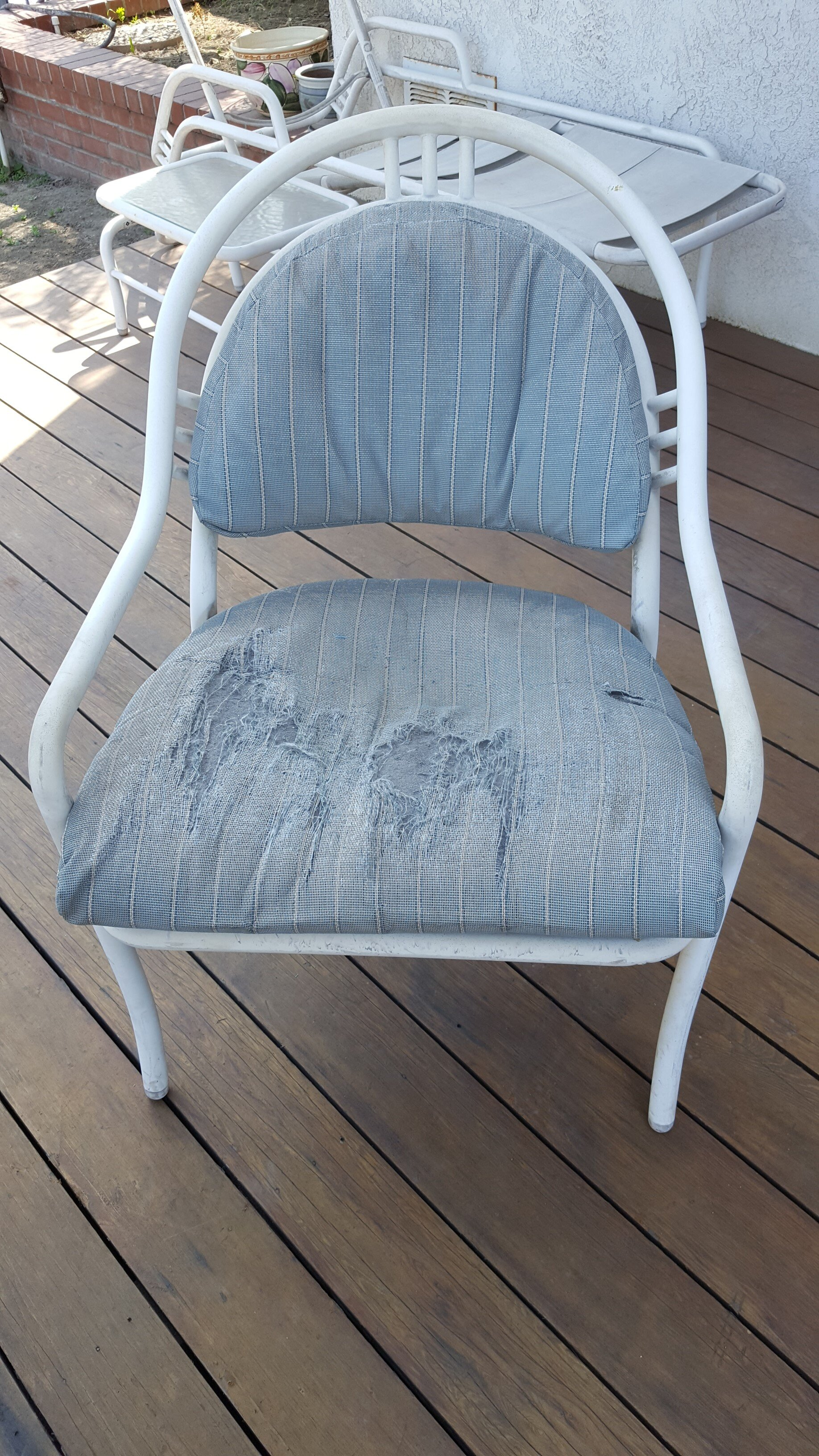 Charleston Bay Dining Chair - Front