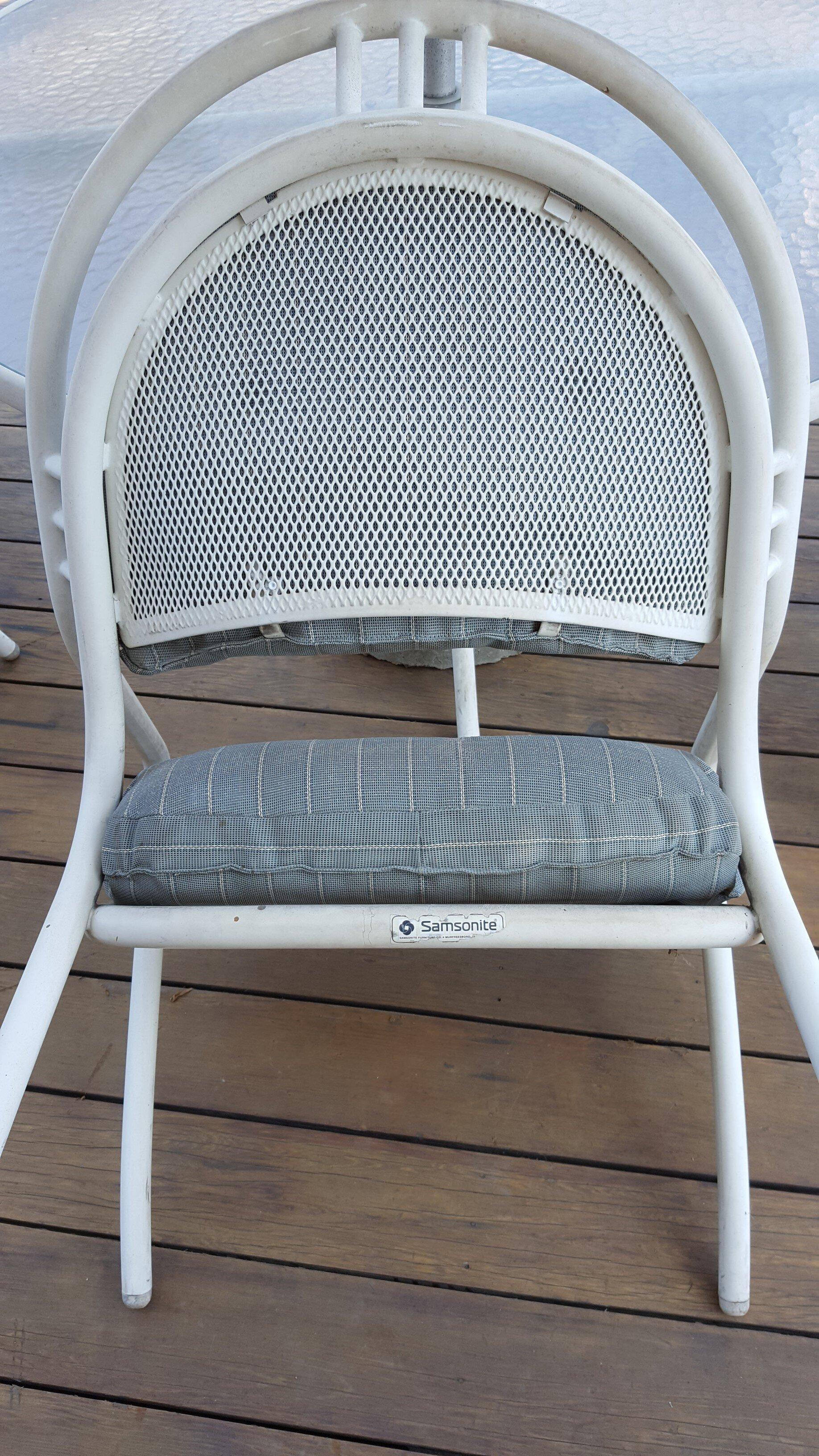 Charleston Bay Dining Chair - Back