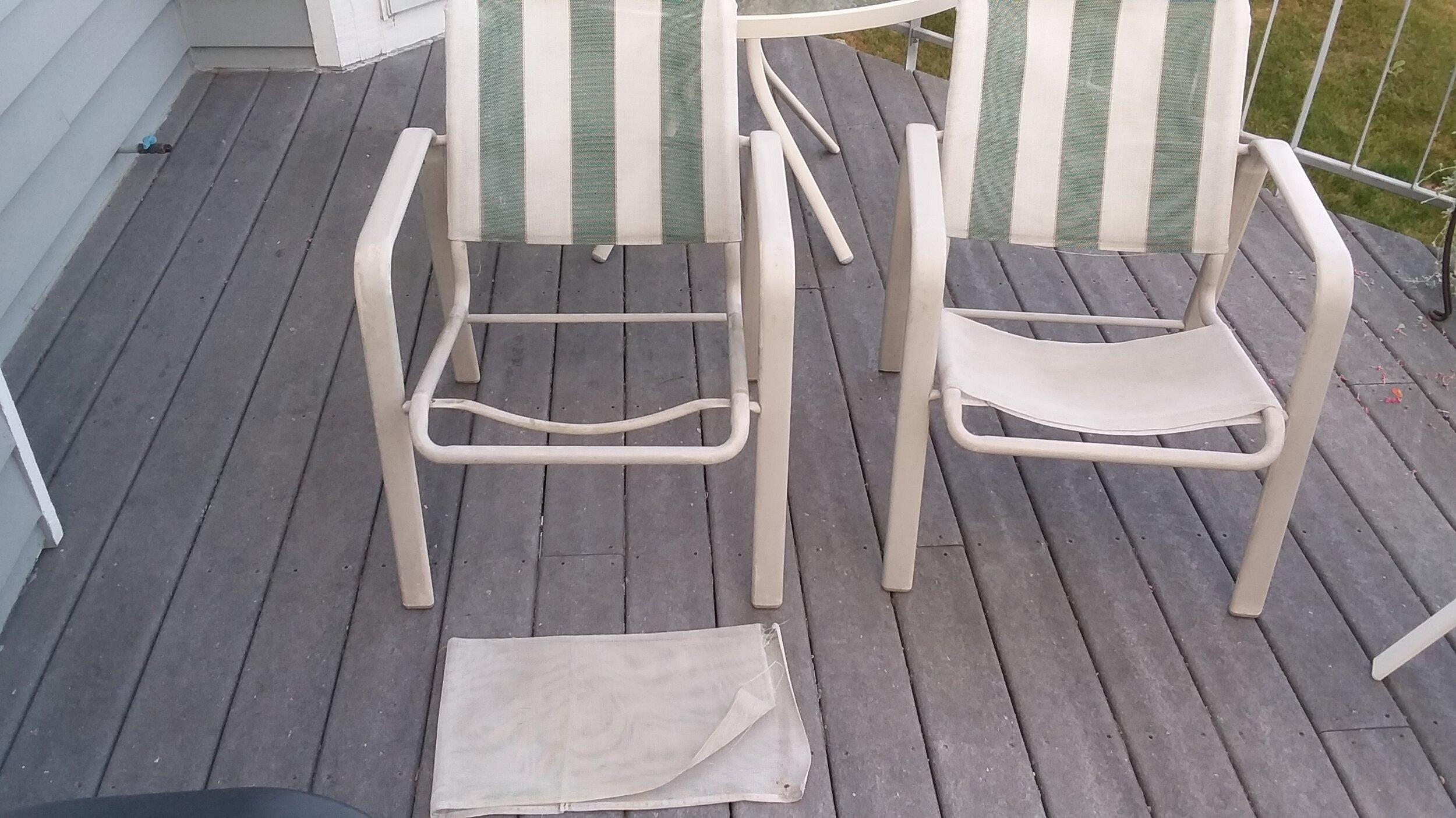 Kingston Bay Cushion Dining Chairs