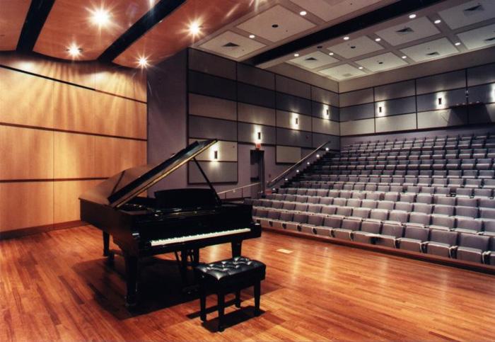 Honors Recital @ Santa Clara University Recital Hall
