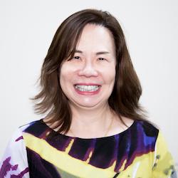 Admin Staff - Mei