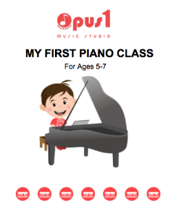 MFP Workbook:    Piano Time & Worksheets