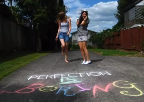 perfection is boring chalk.png