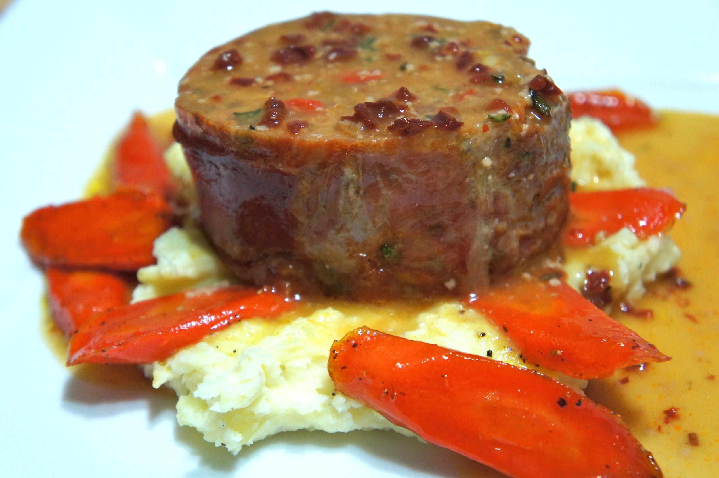 Oven Glazed Carrots