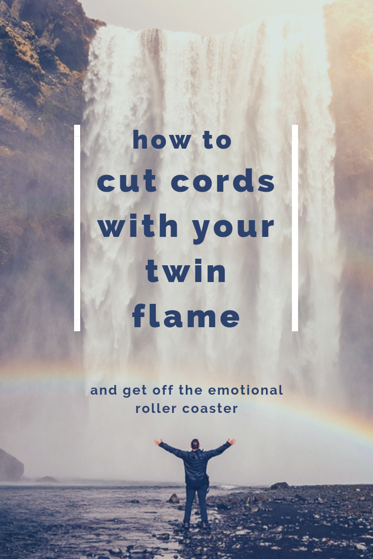 cut cords twin flame, twin soul healing. chords