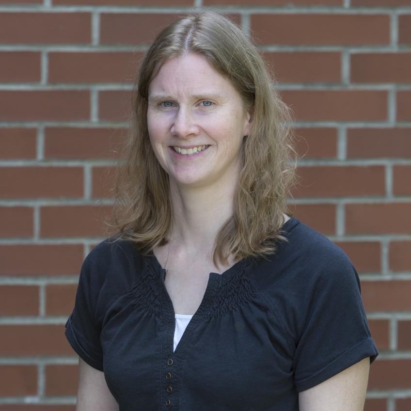Alisha Bilderback - finance administrator