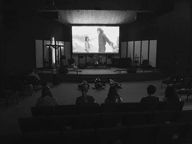 Crossview Students Movie Night was a success! Not only did we get the opportunity to build better relationships; but we also got to watch one of the best, most quotable movies ever made! Stay tuned for upcoming events happening with Crossview Students!