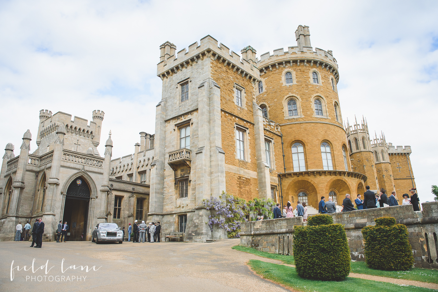 Belvoir Castle Wedding Photography -9.jpg