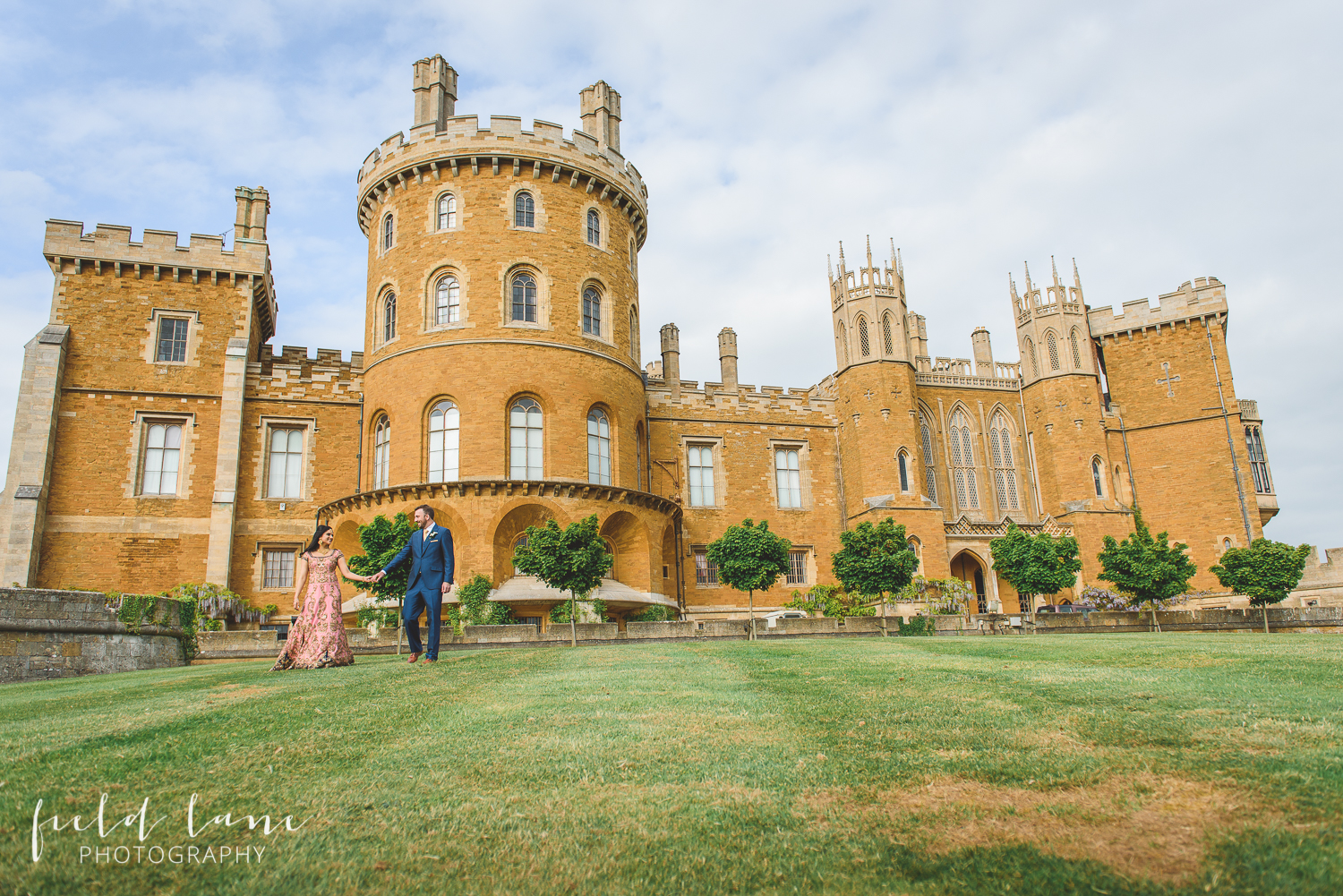 Belvoir Castle Wedding Photography -37.jpg