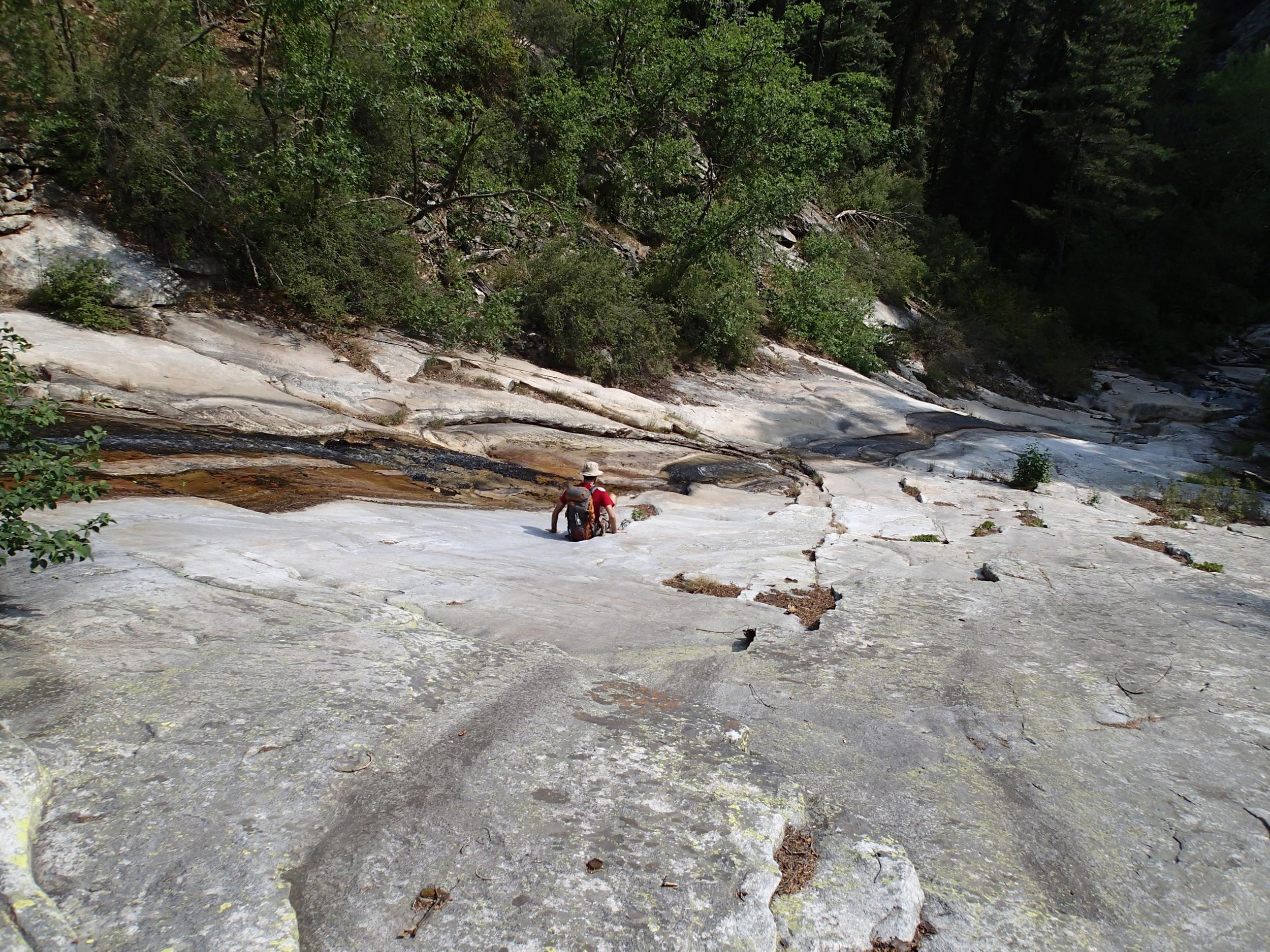 Ash Creek Canyon - Canyoneering, AZ