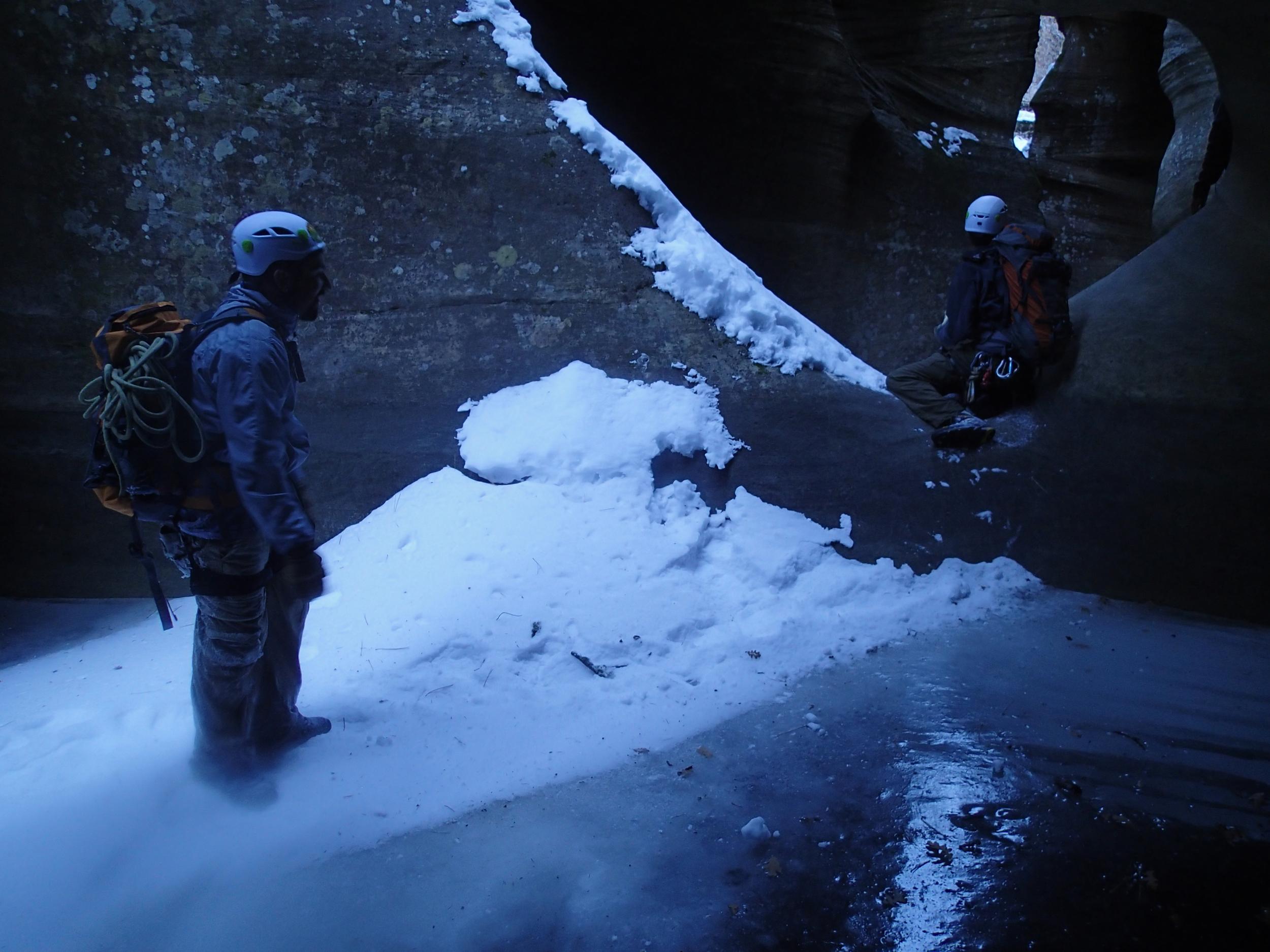 Bear Canyon - Canyoneering, AZ