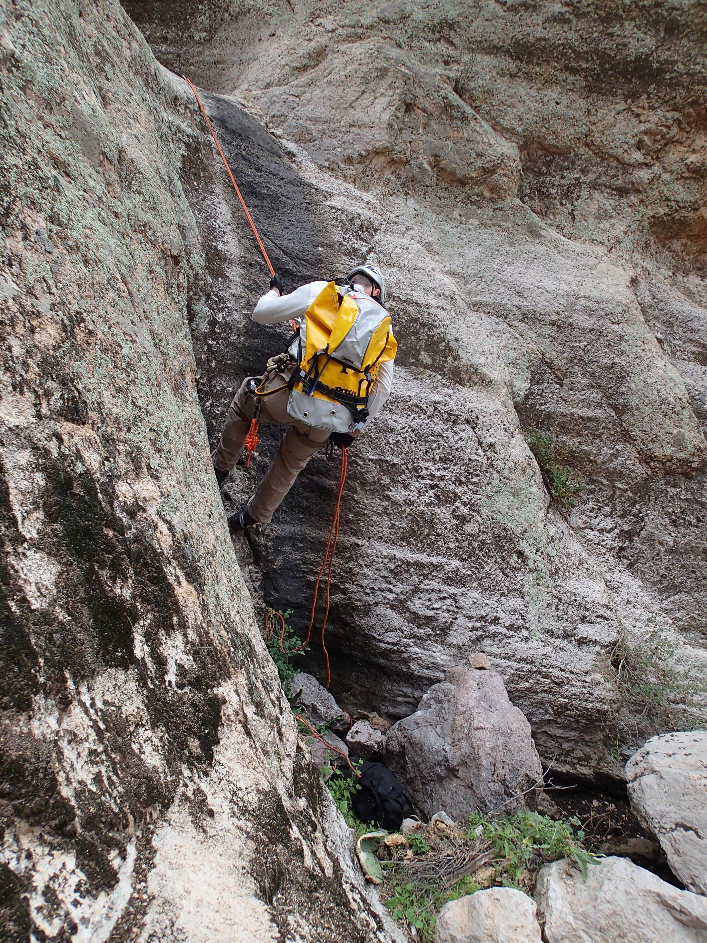 Hurler Canyon - Canyoneering, AZ