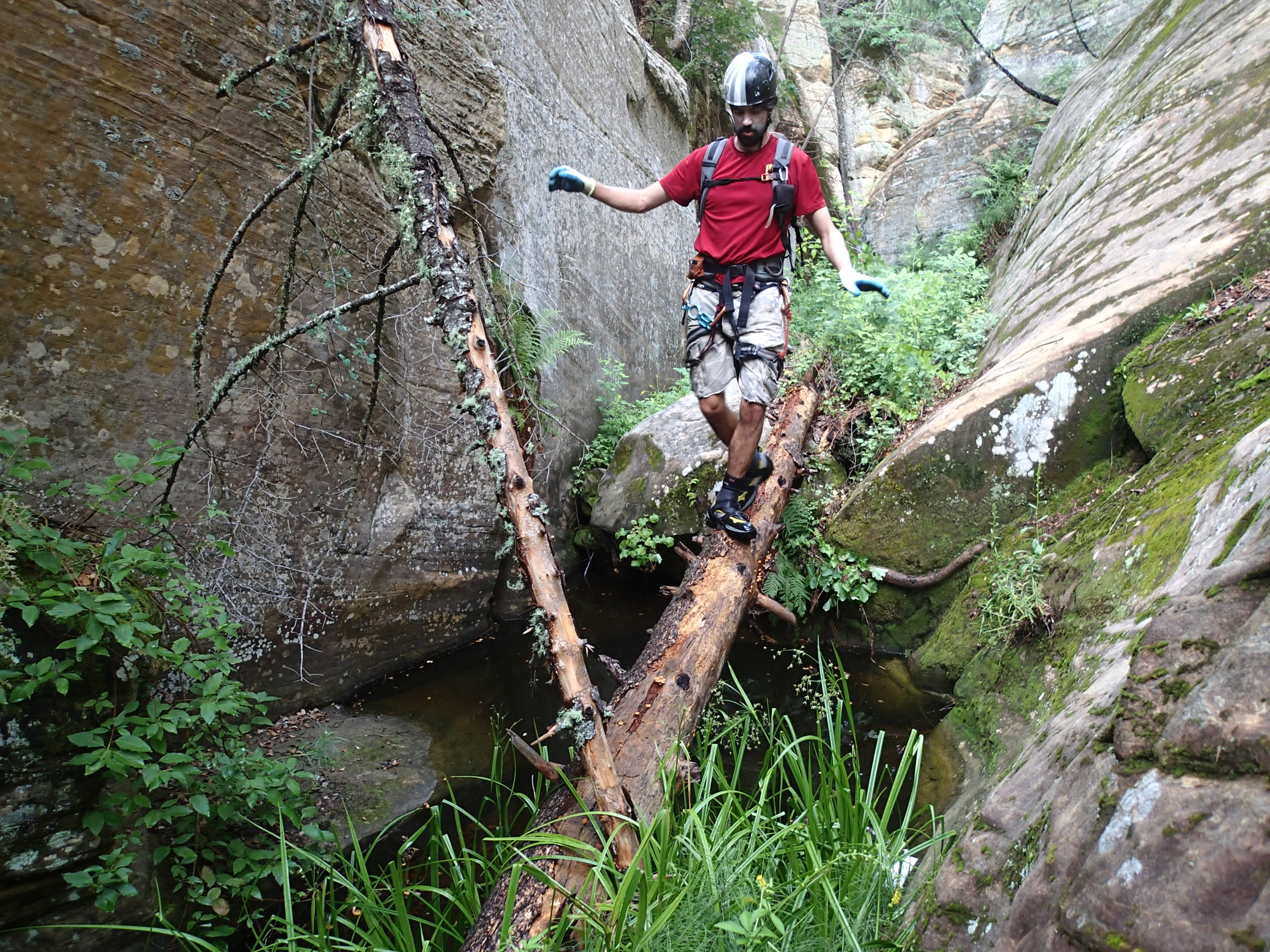 Illusions Canyon - Canyoneering, AZ