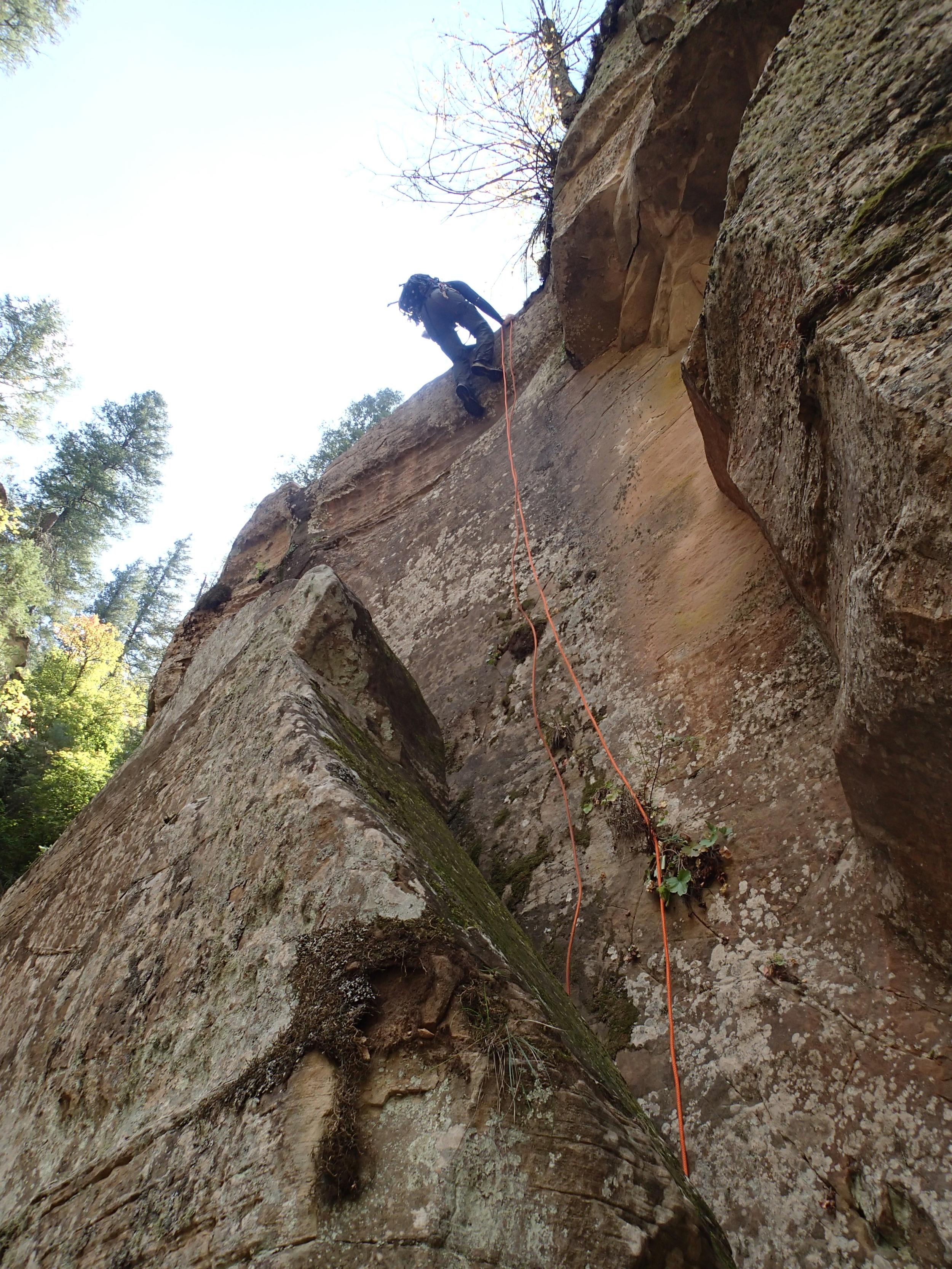 James Canyon - Canyoneering, AZ