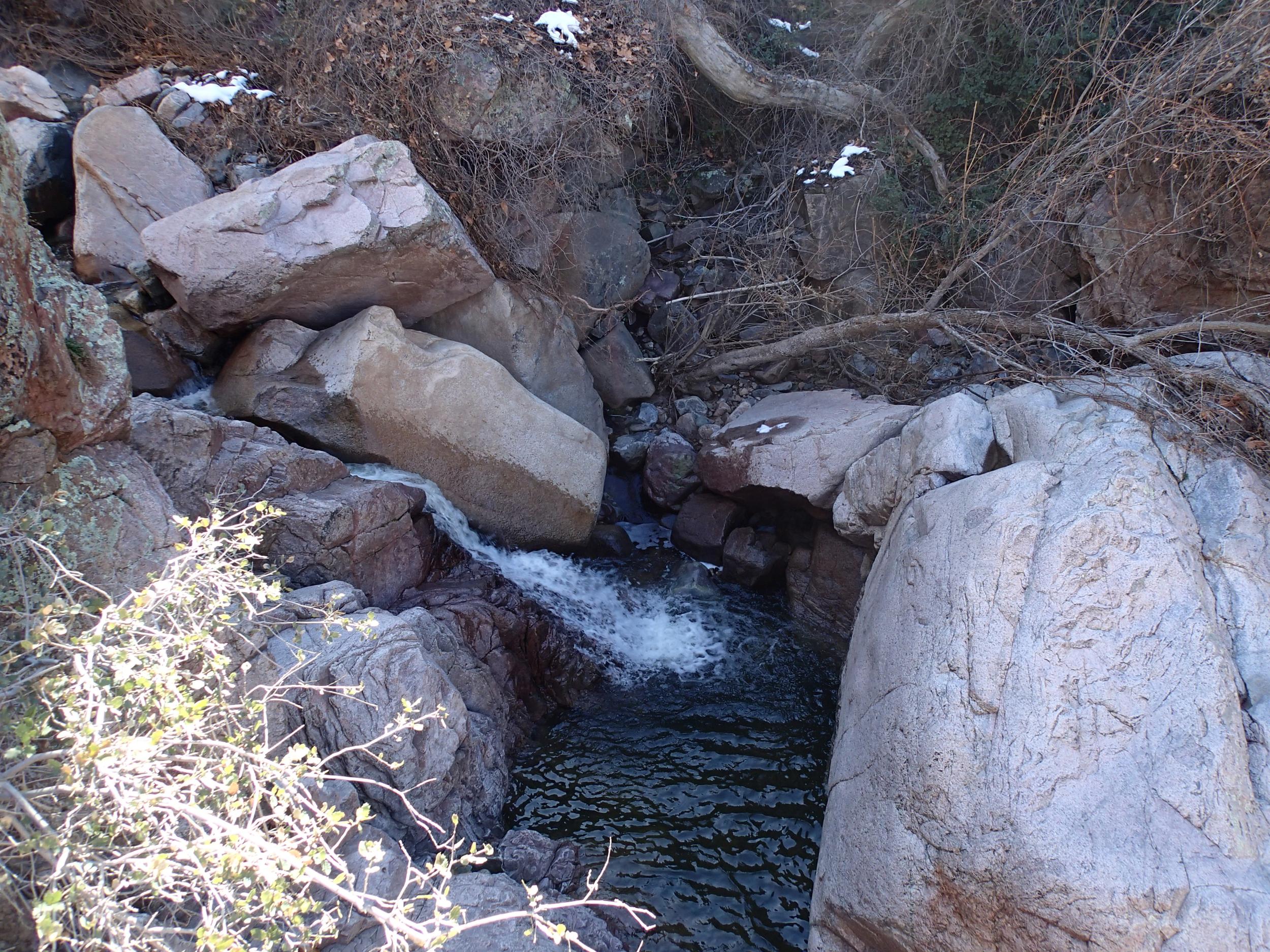 Parallel Play Canyon - Canyoneering, AZ