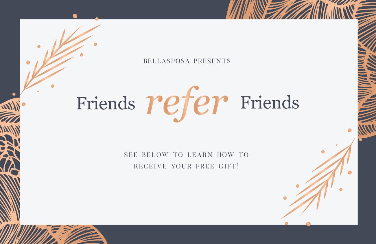 friends refer friends