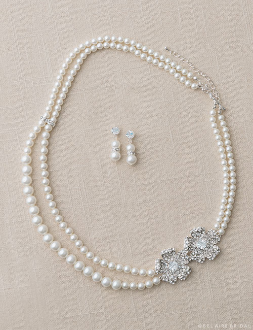 J2094   Double pearl strand set