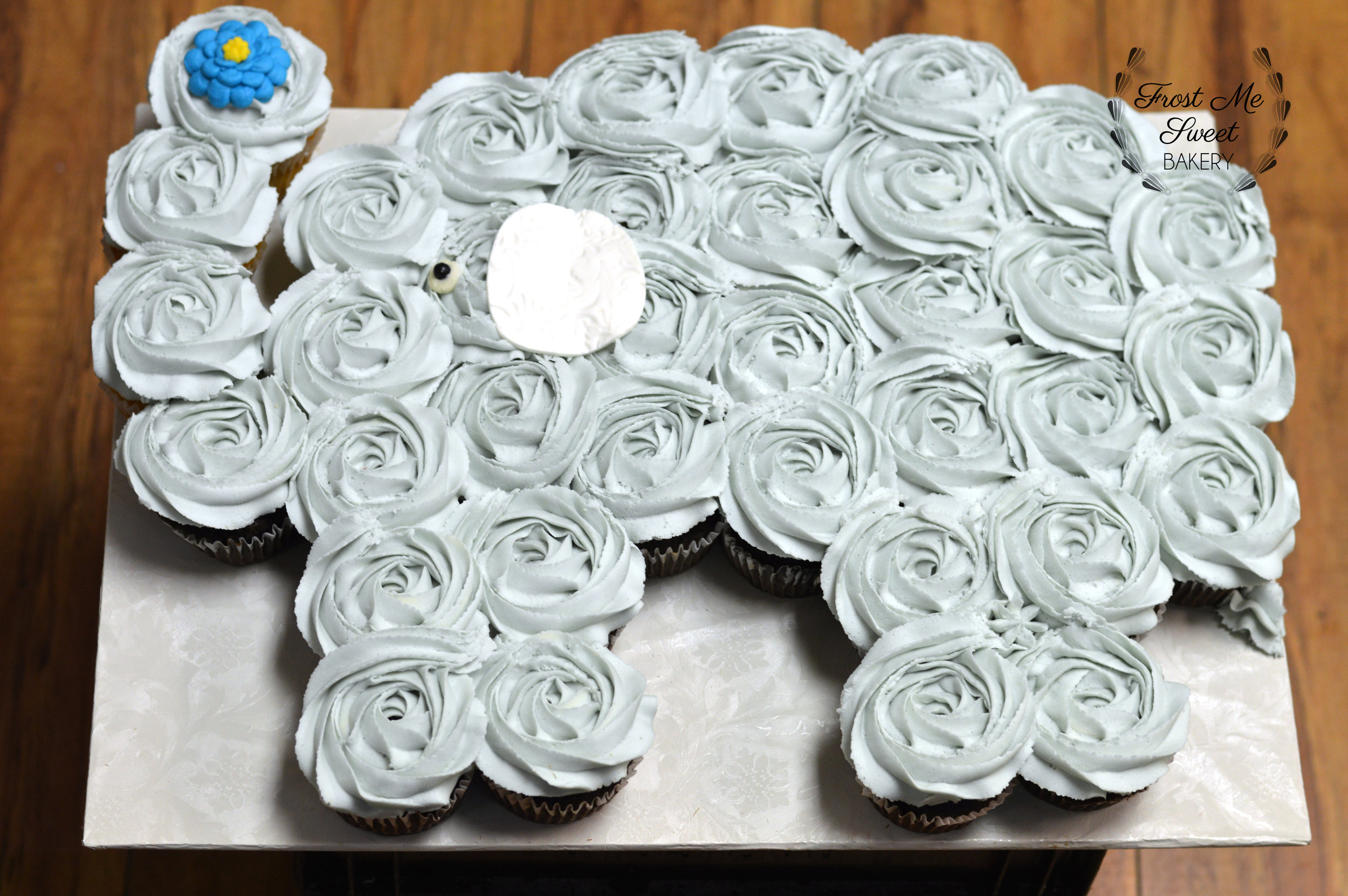 Onwijs Baby Shower Cupcakes — Frost Me Sweet FV-21